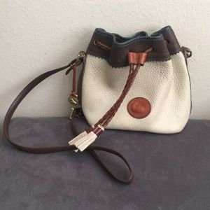 Dooney and Bourke small drawstring purse